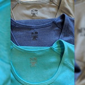 Champion Duo Dry athletic shirts (set of 3)